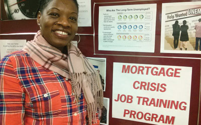 Mortgage Crisis Job Training Program
