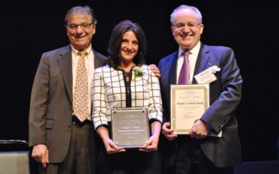 Peoples United Community Foundation Presented Philanthropic Leadership Award At WorkPlace Annual Awards Ceremony