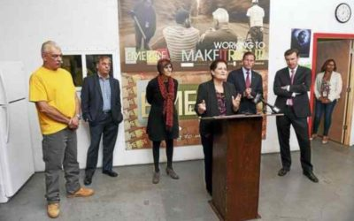 New Haven's EMERGE receives $900,000 federal grant to educate, train at-risk youth