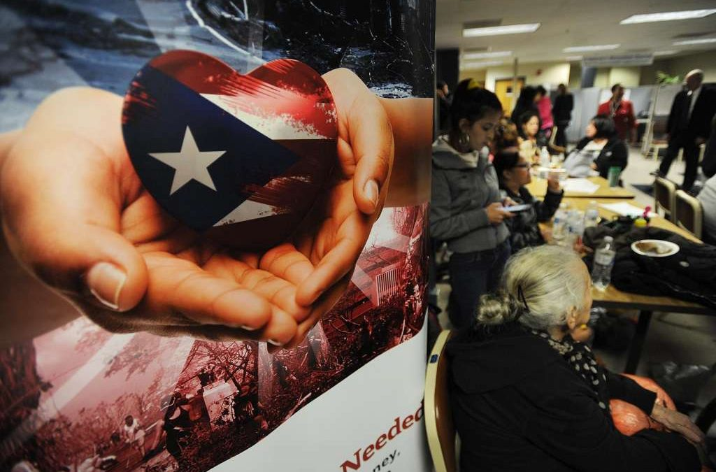 Bridgeport opens Puerto Rico Relief Center