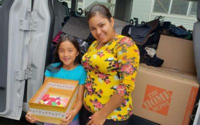 Ridgefield Girl Scouts support Dress for Success