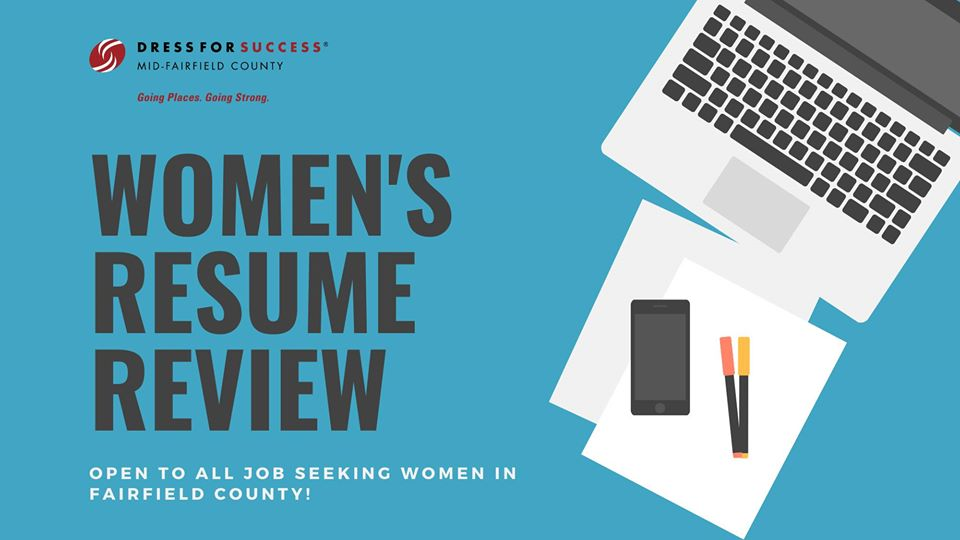 Women S Resume Review The Workplace