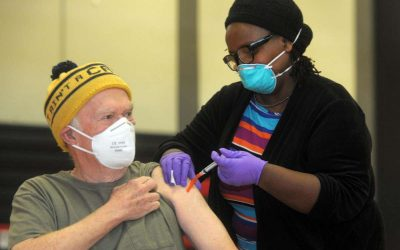 Bridgeport works to expand access to senior COVID vaccination